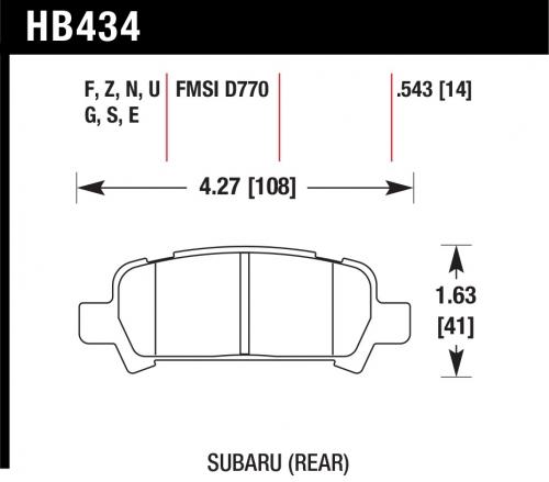 HB434