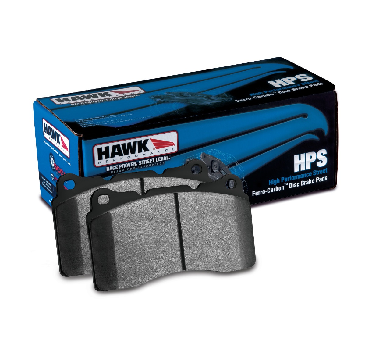Front Brake Pads Civic ILX Accord CR-V FWD D914